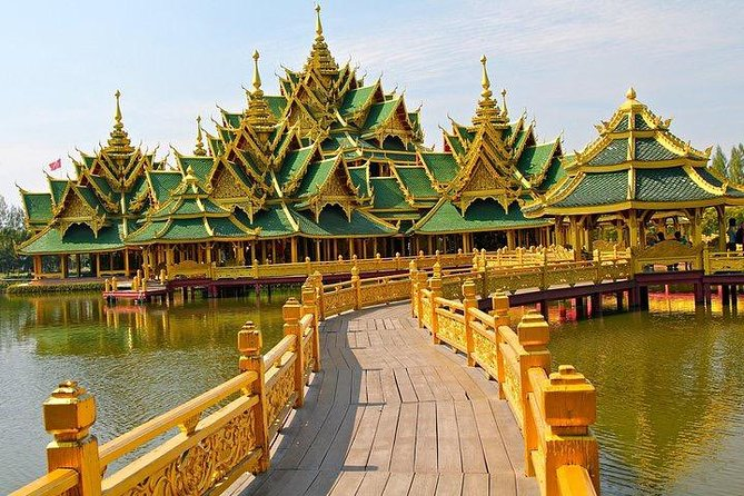 Muang Boran : Thailand's Ancient City of Samut Prakan Admission Ticket