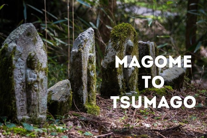 Magome & Tsumago Nakasendo Trail Day Hike with Nationally-Licensed Guide