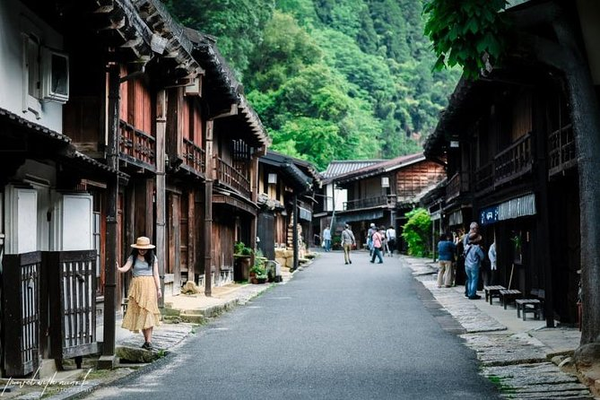 Magome & Tsumago Nakasendo Full-Day Private Trip with Nationally-Licensed Guide