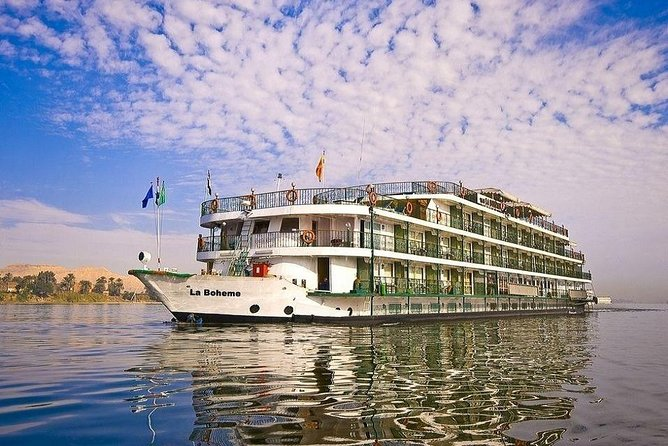 Nile Cruise from Aswan 3 nights – 4 Days