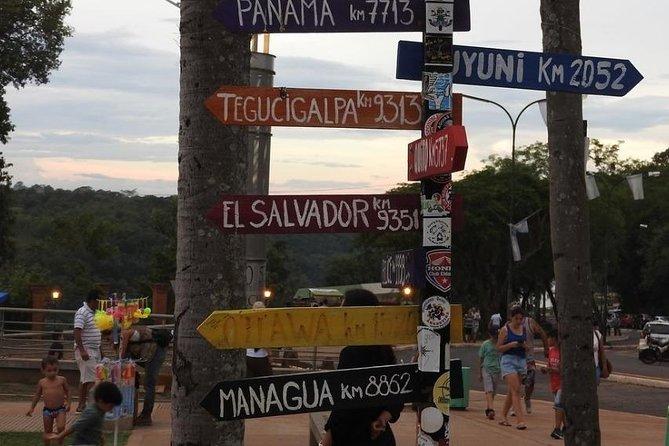 City Tour Puerto Iguazú Hoteis de Foz do Iguaçu