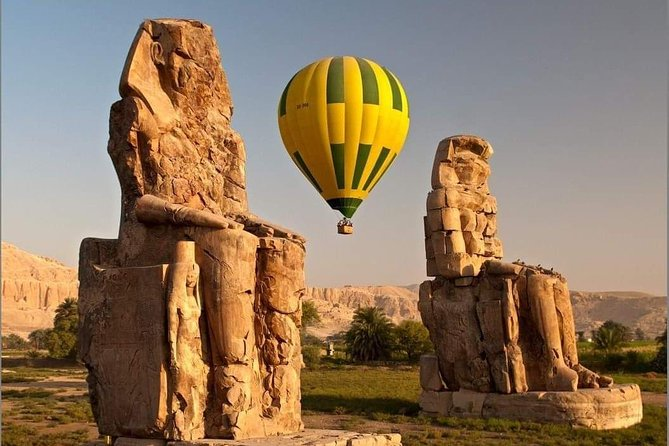 Sunrise Hot Air Balloon Luxor