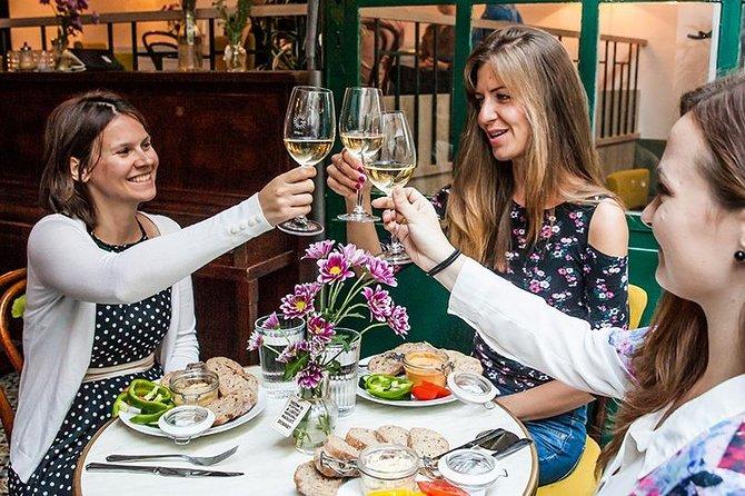 Taste Bratislava Traditional Food Tour