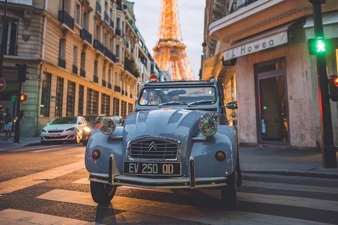 Tour in 2CV Paris 2h
