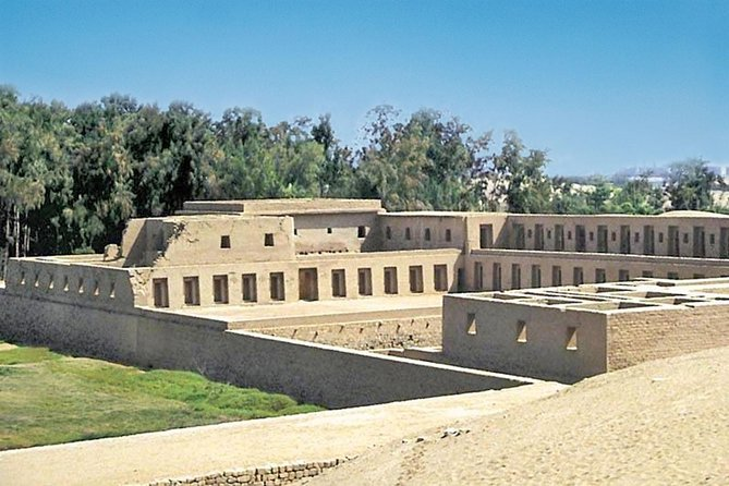 Visit of Pachacamac: The Rome of the Andes