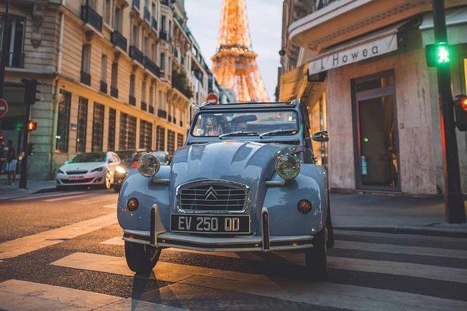 Tour in 2CV 3H Paris