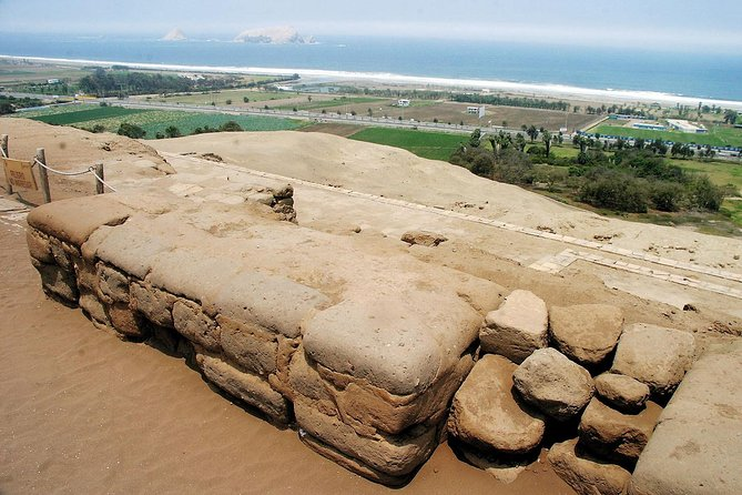 PACHACAMAC, The Rome of the Andes