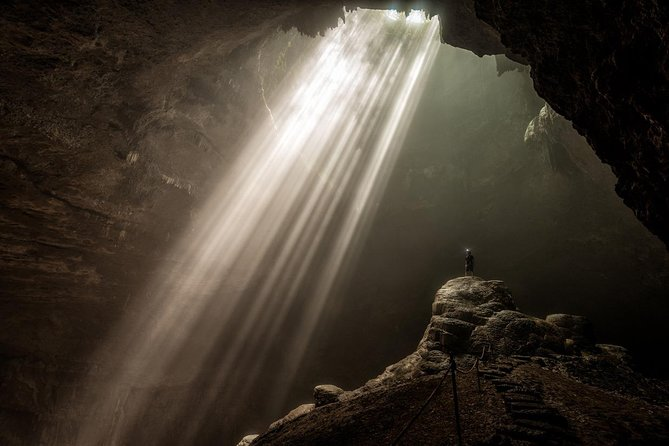 Jomblang Cave With cave Pindul River Tubing one day tour