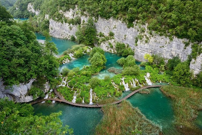 Daytrip from Vir to Plitvice Lakes national park