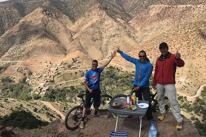Day Bike In The Atlas Mountains From Marrakech Available During Whole Year