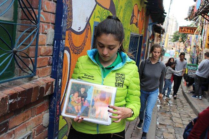 Bogota - Walking tour