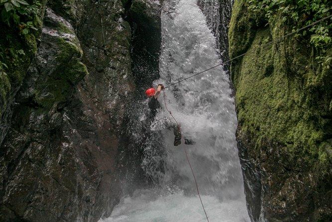 Zip Lining, Rappeling, Tarzan Swing, Waterfalls and More from Manuel Antonio
