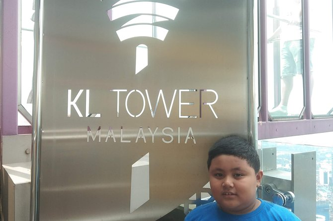 KL City Tour with KL Tower Ticket