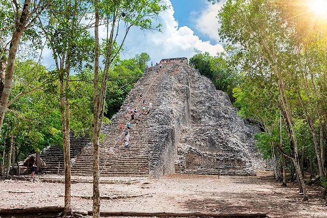 Coba: The trail of the Mayas