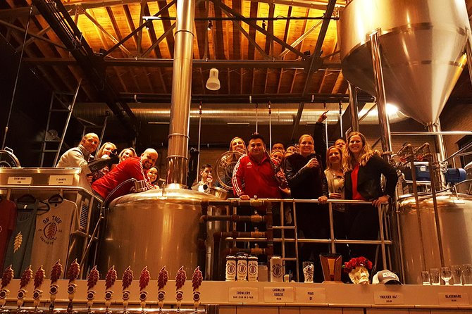 Chicago Craft Brewery Barrel Bus Tour