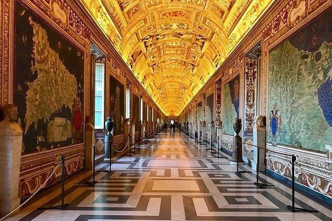VIP Vatican guided tour photo 2