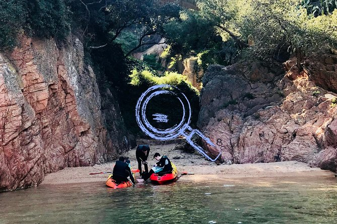 Escape Room Outdoor (kayak) Secrets of Tramontana