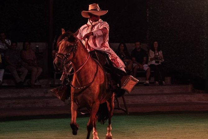 Dinner show in Lima: Peruvian Paso Horse and typical dances in buffet dinner