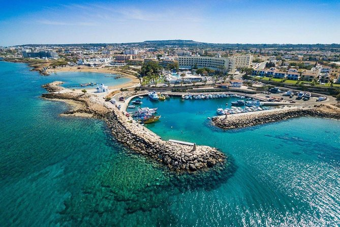 Ultra - Cyprus Private Airport Transfer from Ayia Napa to Larnaca Airport