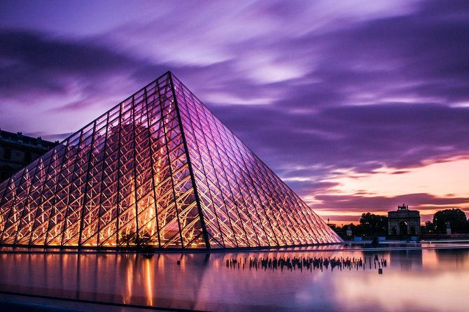 Ultra - Paris Airport Transfer from Charles de Gaulle Airport CDG to City Centre