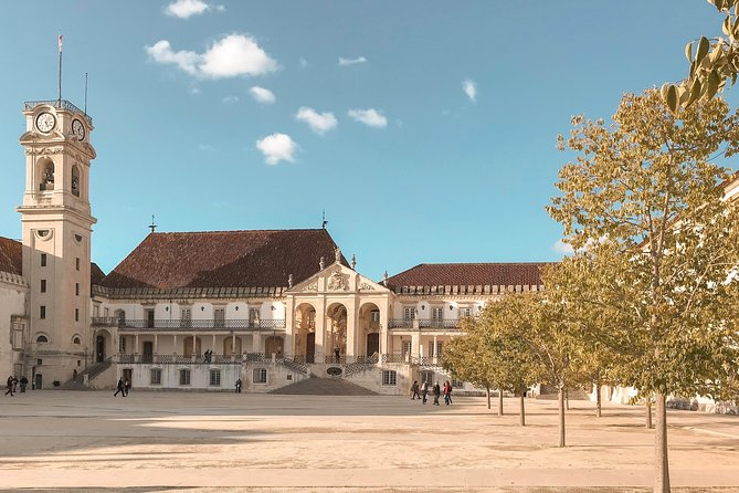 Guided tour of the University and city of Coimbra.