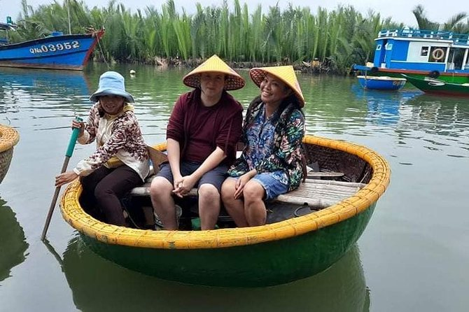 My Son Holyland Private Tour & Hoi An Countryside Tour with 3 Villages Fullday