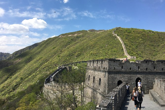 Full-Day Beijing Mutianyu Great Wall Drum Tower Hutong Tour