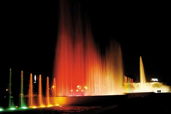 Lima by Night and Dinner with show of Peruvian Paso Horses