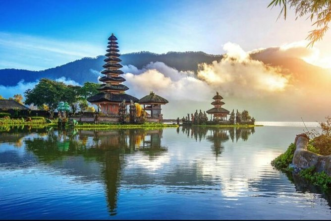 Best of Bali Water Temple and UNISCO Rice Terrace Trek