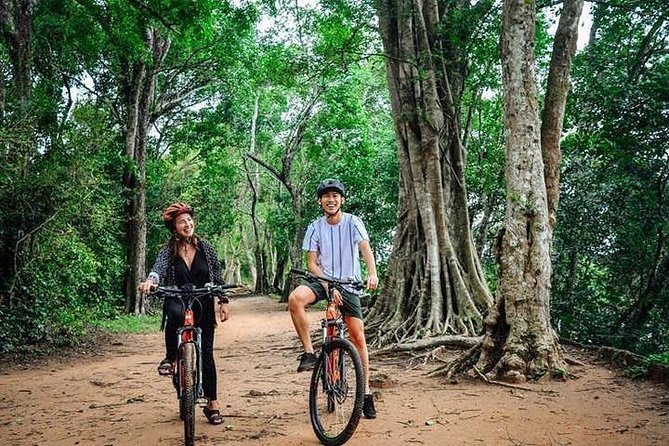 Angkor Wat & Bayon: the Smiling Temple Bike Tour