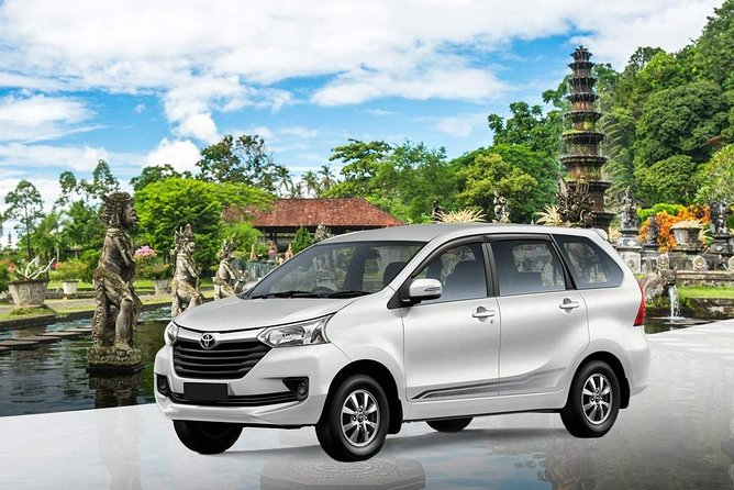 Bali Car Charter with Private Driver