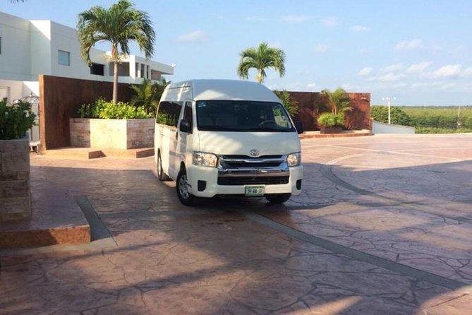 Transport Playa del Carmen - Cancun Airport