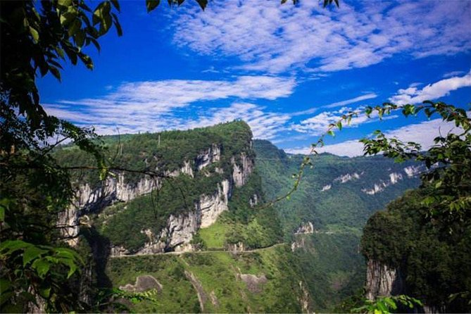 All Inclusive Private Day Tour to Wulong Karst Geological Park from Chongqing photo 7