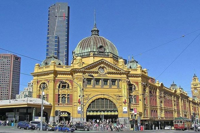 Melbourne City Tours (Up to 7 Persons)