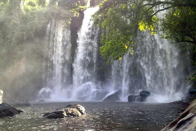 Angkor wat+Phnom kulen national park/2full day tour with sunrise/set(optional)