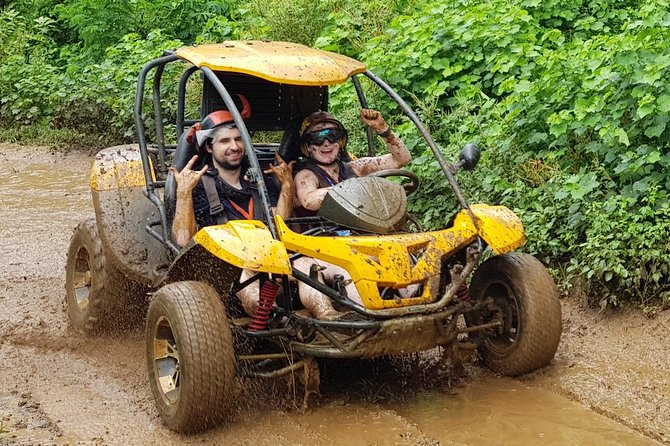 Jungle Buggy Tour with lunch on the beach & Swimming Port Vila Vanuatu