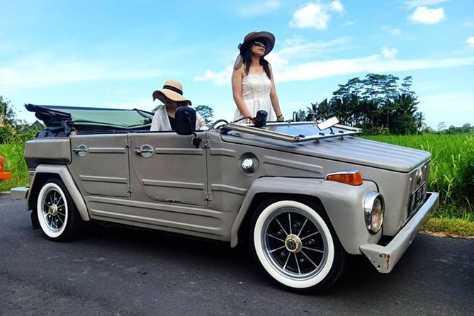 Full-Day Uluwatu Private Tour by VW Safari Classic Car with Lunch