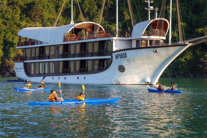 Sena - Luxury Boutique Cruises (Unique Ha Long Bay- Lan Ha Bay 2 days -1night)