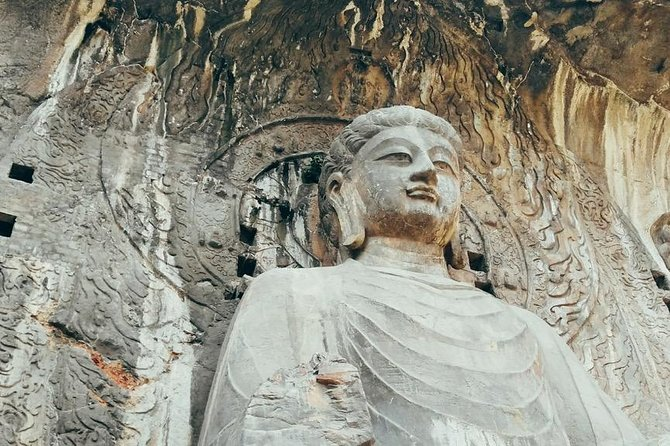Private Day Tour to Longmen Grottoes from Kaifeng
