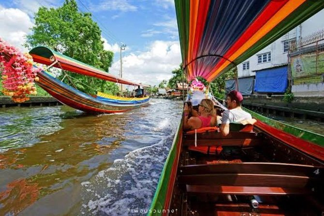 Bangkok Must-See Sights Tour