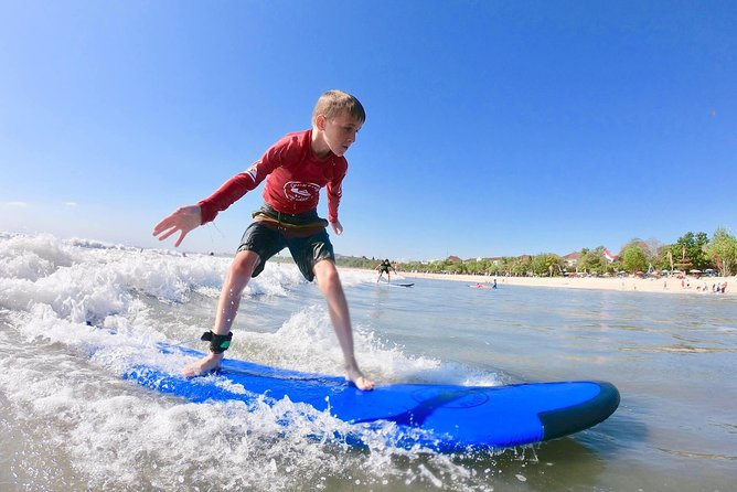 Intro To Surf Lesson