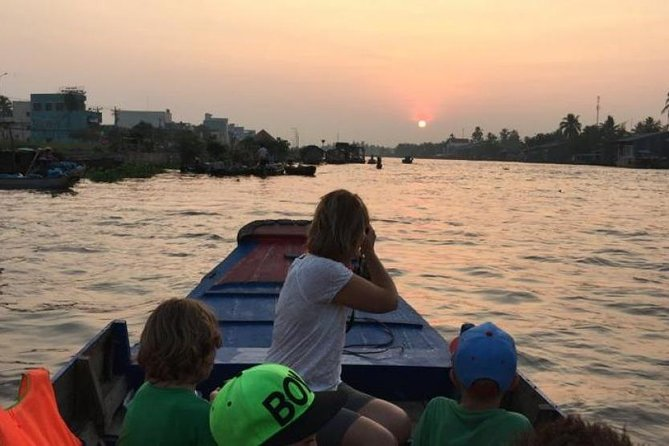 Experience with locals: Cai Rang Floating Market 1 day trip