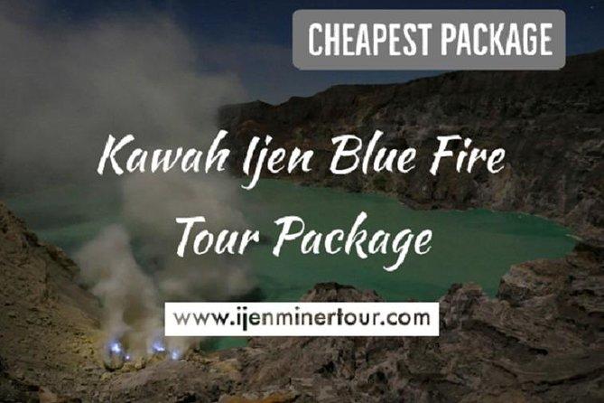 Kawah Ijen Highlight (1 Day Tour)