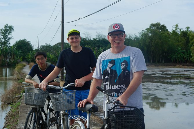 Experience with locals: Eco - Mekong delta in Cai Lay 1 day