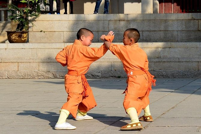 Luoyang Private Day Tour to Shaolin Temple and Longmen Grottoes
