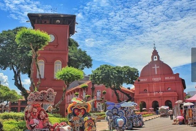 Malacca Day Tour (Per Vehicle)