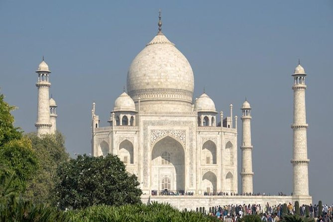 Luxury Golden triangle tour with Taj Mahal
