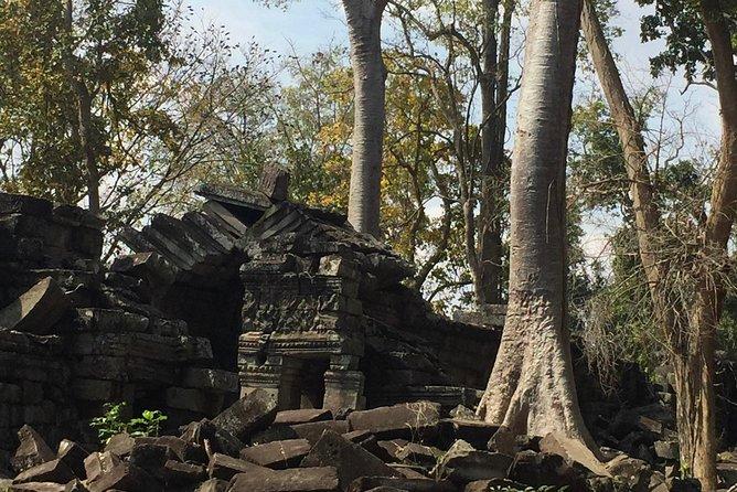Banteay Chhmar Off Beaten Track