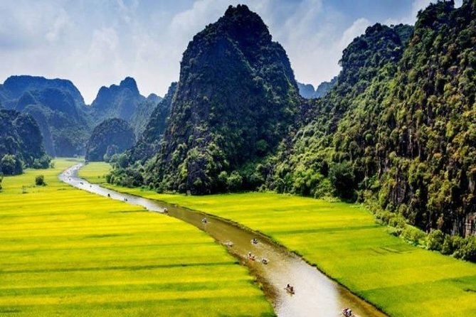 From Hanoi Beautiful Landscapes Trang An – Bai Dinh