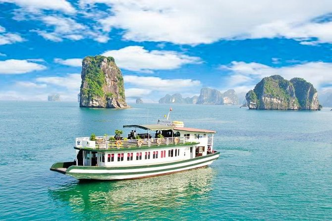 Halong Bay Day Tour From Hanoi: Visit Surprising Cave, Titop Island